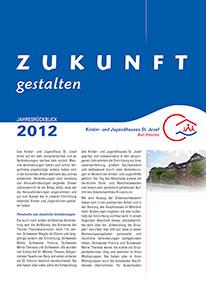 Jahresbericht 2012 Haus St. Josef